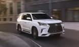 Lexus LX570 2020 ra mắt gói Sport cực chất giá từ 2,3 tỷ