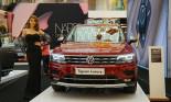 Volkswagen Tiguan Allspace Luxury trình làng lần đầu tiên tại Sài Gòn, giá 1,85 tỷ đồng
