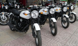 Triệu hồi 66 xe phân khối lớn Kawasaki W175 do lỗi trục khuỷ động cơ