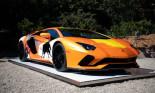 Lamborghini Aventador S: Xe nghệ thuật ra mắt tại Monterey
