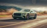 Bentley ra mắt Continental GT thế hệ mới động cơ V8 siêu khỏe