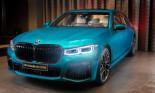 BMW 760Li xDrive 2020 màu xanh dương cực chất cho giới trẻ