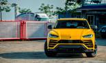 Cận cảnh siêu SUV Lamborghini Urus vừa cập bến tại Việt Nam