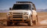 Huyền thoại Land Rover Defender tái sinh