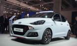Hyundai vừa ra mắt i10 phiên bản N Line phong cách hiện đại