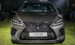 Lexus ra mắt RX thế hệ mới tại Malay giá từ 2,2 tỷ đồng