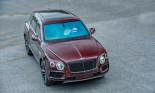 Xem chi tiết Bentley Bentayga vừa cập bến của đại gia Việt