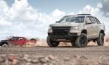 Chevrolet hé lộ bán tải Colorado thế hệ mới hầm hố không thua kém Raptor
