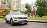 Bảng giá xe Volkswagen tháng 10/2019: Ưu đãi khi mua Tiguan Allspace Highline