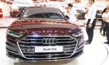 Diện kiến sedan hạng sang A8L, mẫu xe đầu bảng nhà Audi