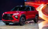 Chevrolet Trailblazer 2021 – Xe giá rẻ có thiết kế cao cấp