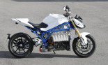 Khám phá chiếc mô-tô 'Frankenstein' của BMW