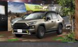 Toyota RAV4 Adventure Gear Concept lộ ảnh nóng