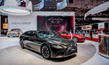 Lexus bán hơn 1.500 xe trong năm 2019, tăng trưởng gấp 3 lần năm ngoái