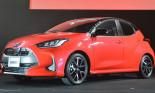 Toyota Yaris sắp có phiên bản SUV?