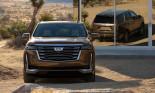 Khủng long cỡ bự Cadillac Escalade 2021 chính thức trình làng
