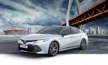 Toyota ra mắt Camry S-Edition dành riêng cho Nga, giá từ 776 triệu đồng