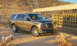 7 dấu ấn đặc sắc trên Cadillac Escalade thế hệ mới