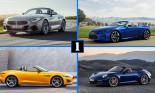 Điểm mặt những chiếc convertible có tốc độ đóng, mở mui nhanh nhất