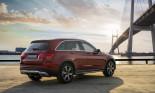 Mercedes-Benz GLC 2020 ra mắt, đắt hơn bản cũ, vẫn rẻ hơn BMW