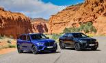 BMW X5 M và X6 M ra mắt tại Úc, giá bán từ 3,2 tỷ đồng