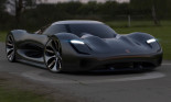 Khi 'designer' của Mitsubishi thiết kế siêu xe... Koenigsegg