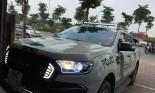 Toang cho bán tải, từ ngày 1/7/2020 nhiều xe bị cấm vào phố theo giờ, có Ford Ranger