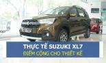 Thực tế Suzuki XL7: điểm cộng cho thiết kế