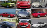 Những chiếc xe để đời của Mazda