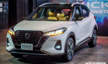 Nissan Kicks thế hệ mới ra mắt tại Thái, chờ ngày về Việt Nam đối đầu Honda HR-V