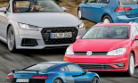Cuối cùng thì tập đoàn Volkswagen cũng nuốt trọn Audi