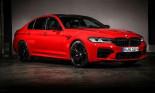 Siêu sedan của BMW bất ngờ lộ diện trước ngày ra mắt