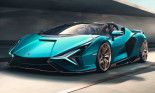Siêu phẩm mới của Lamborghini có lẽ là chiếc xe mui trần đẹp nhất từ trước đến nay