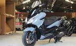 Honda Forza 300 cập bến Việt Nam giá lên tới 345 triệu đồng