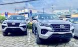 So sánh các phiên bản Toyota Fortuner 2021 tại Việt Nam, nên chọn bản nào?