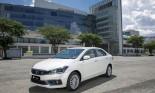 Suzuki Ciaz mới thêm lựa chọn cho sedan nhập khẩu