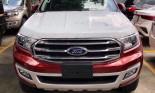 Ford Everest Trend 2020 bản nâng cấp về Việt Nam, quyết đấu Fortuner và Pajero Sport