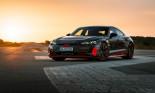 Sedan thể thao RS e-tron GT của Audi sắp ra mắt: mạnh hơn 630 mã, chung nền tảng với Taycan