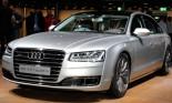 Xe sang đầu bảng A8L của Audi bị triệu hồi, lỗi từ cao su có thể bị cháy xém