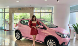 Những mẫu xe ô tô rất phù hợp với phụ nữ trẻ Việt Nam