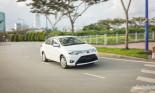 Toyota Vios 2016: Duy trì vị trí dẫn đầu