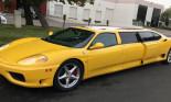 Độ Ferrari 360 Modena thành Limousine, bán 95.000 USD chẳng ai mua