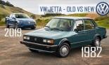 Volkswagen Jetta: xưa và nay