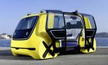 Công nghệ đang dần biến đổi thiết kế xe hơi