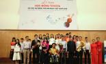Toyota Việt Nam tặng 85 suất học bổng cho sinh viên âm nhạc