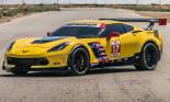 Khám phá siêu phẩm Corvette mang phong cách xe đua