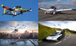 Kỳ thú 8 mẫu xe bay có thể làm thay đổi tương lai
