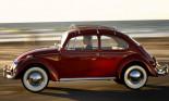 Beetle Annie 51 tuổi trở nên long lanh qua bàn tay của Volkswagen