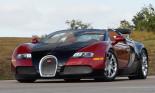 Những con số gây sốc liên quan đến siêu xe Bugatti Veyron