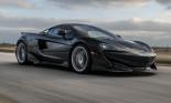 Với gói nâng cấp này, McLaren 600LT sẽ mạnh 1000 mã lực và nhanh hơn cả xe đua F1